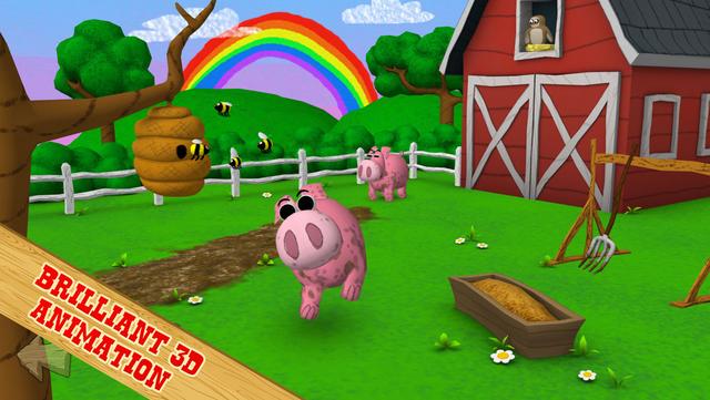 Old MacDonald Had a Farm Sing and Play screenshot 8