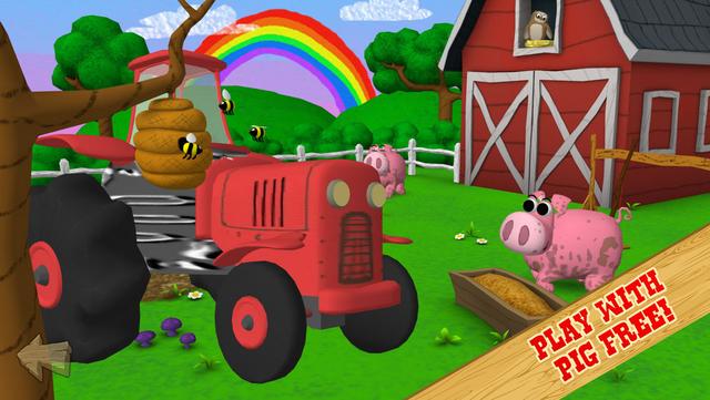 Old MacDonald Had a Farm Sing and Play screenshot 9