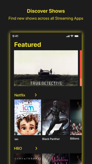Peel TV Guide screenshot 1