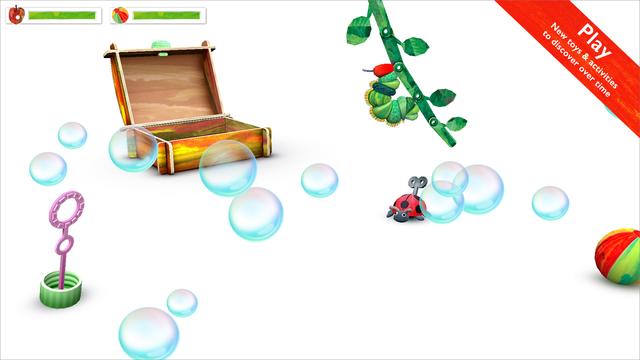 My Very Hungry Caterpillar screenshot 3
