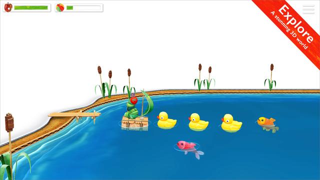 My Very Hungry Caterpillar screenshot 4