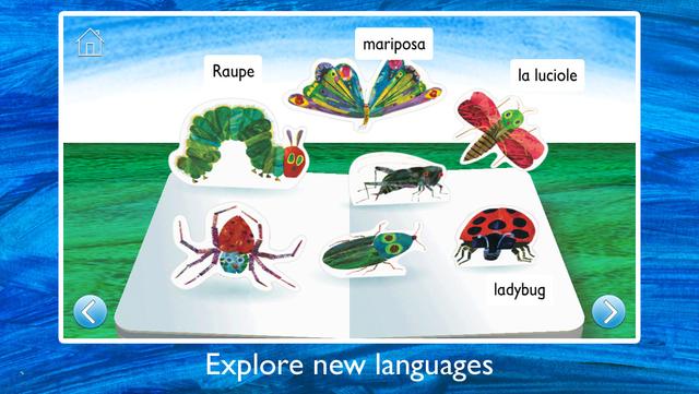 The Very Hungry Caterpillar– First Words screenshot 4