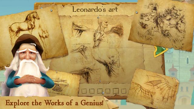 Leonardo's Cat screenshot 10