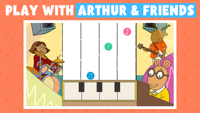Arthur's Big App screenshot 4