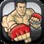A Superhero Future Men Battle Of Boxing - Avenger Mega Hit Pro