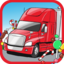 Candy Delivery Express - Sweet Truck Driver
