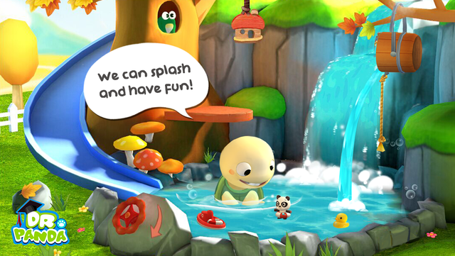 Dr. Panda & Toto's Treehouse screenshot 4