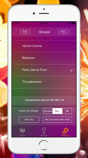 Hue Studio screenshot 2