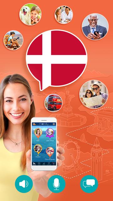 Learn Danish: Language Course screenshot 1