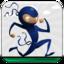 A Super Mini Ninja Jumping Shadow - Warrior Kid Game Free