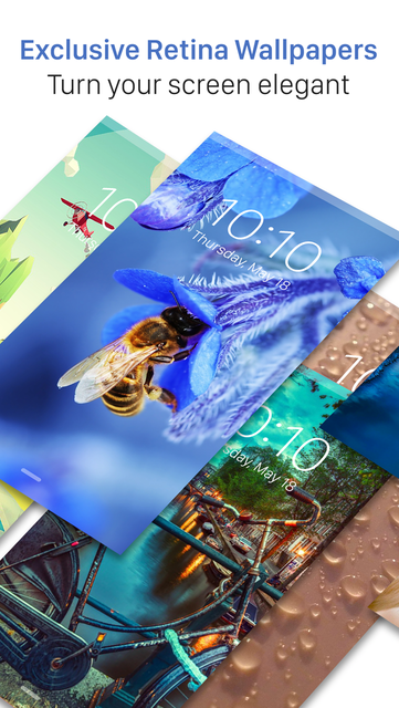 Premium Retina Wallpapers Pro screenshot 1