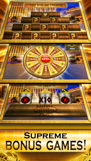 Vegas Party Casino Slots VIP Vegas Slot Machine Games - Win Big Bonuses in the Rich Jackpot Palace Inferno! screenshot 4