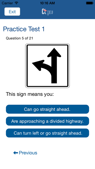 Connecticut DMV Mobile screenshot 5