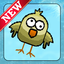 Drunk Chick Flying Fun Adventure Game - Fly The Bird To The Top