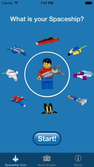 BrickSpace - Micro Spaceships screenshot 2