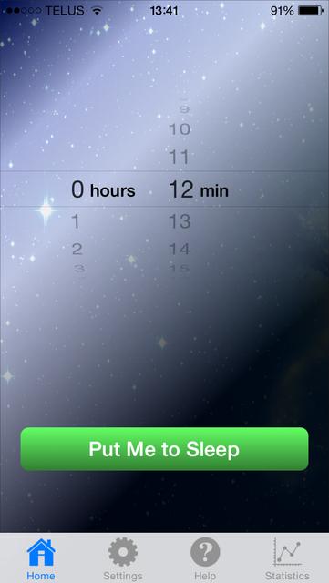 SomnoTest screenshot 1