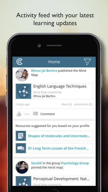 GoConqr screenshot 1