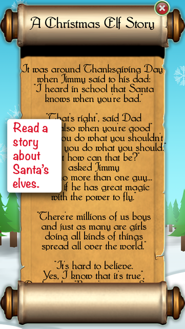 Original Elf Finder : Tracker screenshot 4