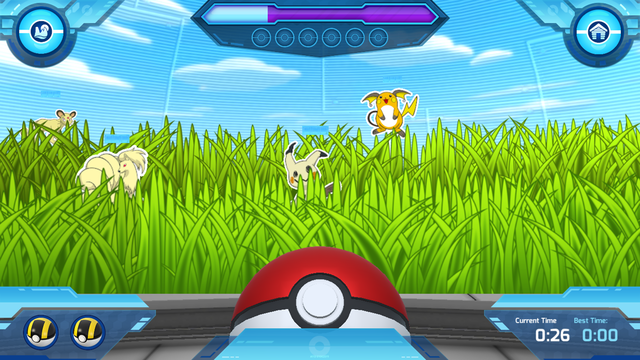 Camp Pokémon screenshot 4
