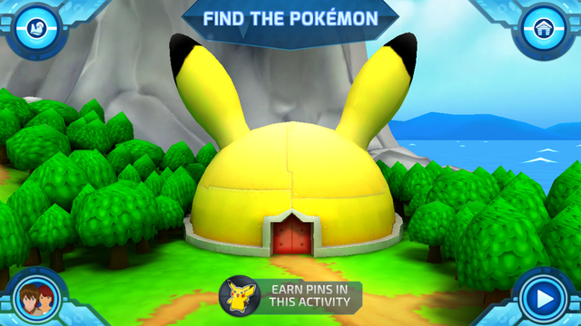 Camp Pokémon screenshot 5