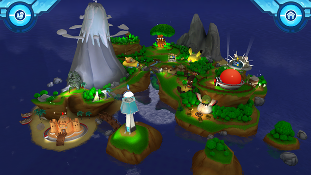 Camp Pokémon screenshot 2