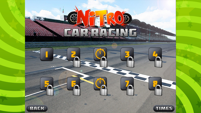 Retro Racing Mini F1 screenshot 5