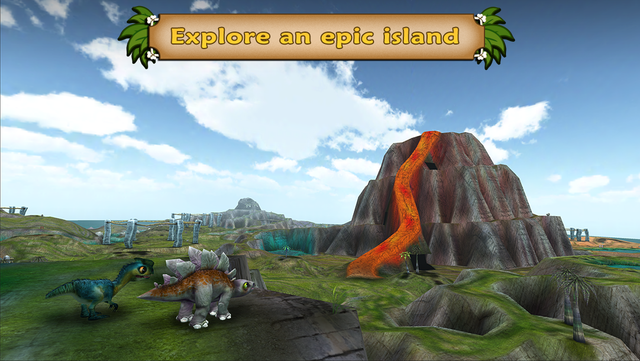 Dino Tales – literacy skills from creative play screenshot 3