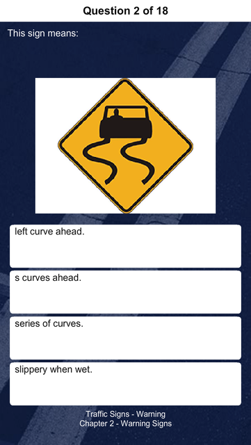 PA Driver's Practice Test screenshot 5