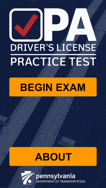 PA Driver's Practice Test screenshot 10
