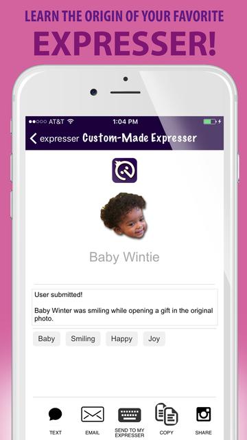 Expresser - Create Personalized Stickers & Emojis screenshot 3