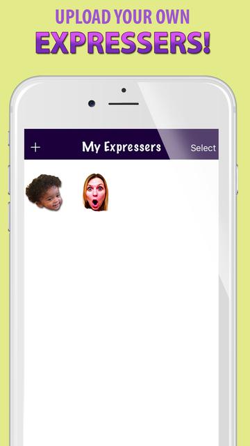 Expresser - Create Personalized Stickers & Emojis screenshot 4