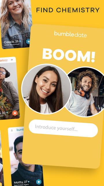 Bumble - Meet New People screenshot 8