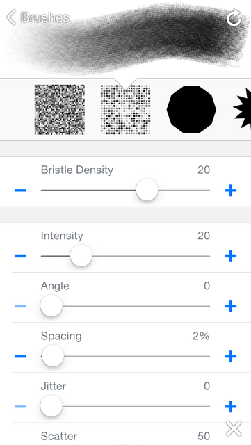 Brushes Redux screenshot 9