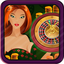 Monte Carlo Style Adult Vintage Roulette