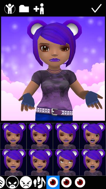My Talking Avatar Lite screenshot 9