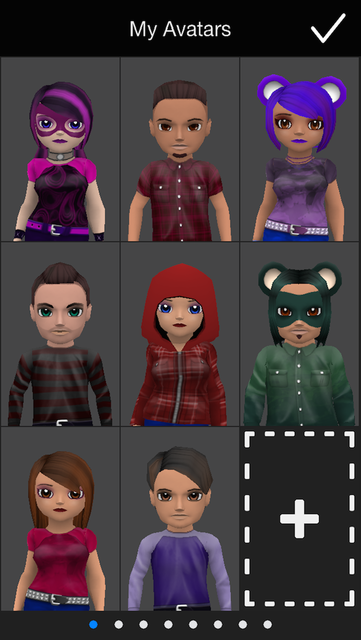 My Talking Avatar Lite screenshot 10