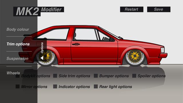 Mk2 Modifier screenshot 2