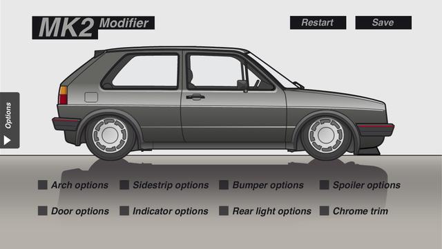 Mk2 Modifier screenshot 4