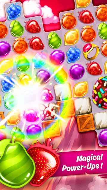 KingCraft - Sweet Candy Match screenshot 7