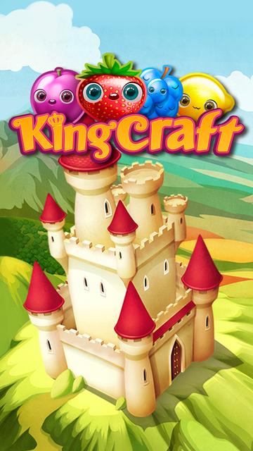 KingCraft - Sweet Candy Match screenshot 8