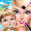 Babysitter Makeup Baby Care