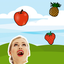 Fruit Drop - Put your face or face of your friends an catch the fruits