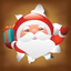 Santa Jump Infinite Snowball Rotation Frenzy - Best Game For Christmas