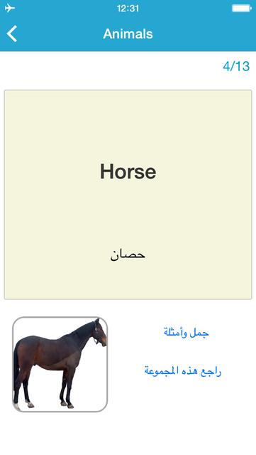 تعلم اللغة الانجليزية - مفردات وجمل screenshot 2