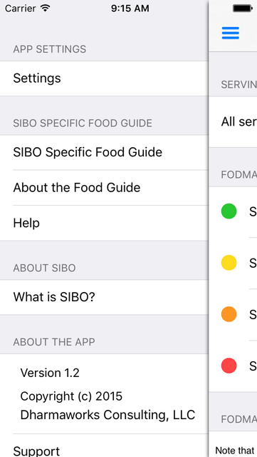 SIBO screenshot 5