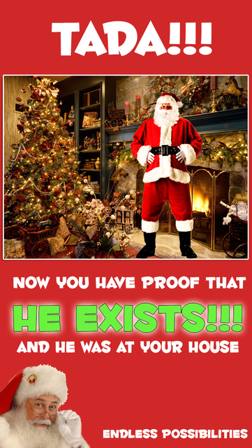 Catch Santa in your House - Christmas Cam Pro screenshot 3