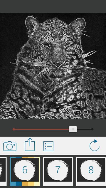 Photo To Pencil Sketch Drawing screenshot 5