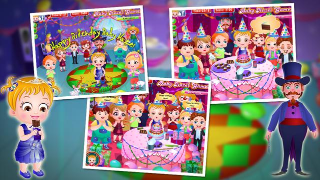 Baby Hazel Birthday Party by BabyHazelGames screenshot 2