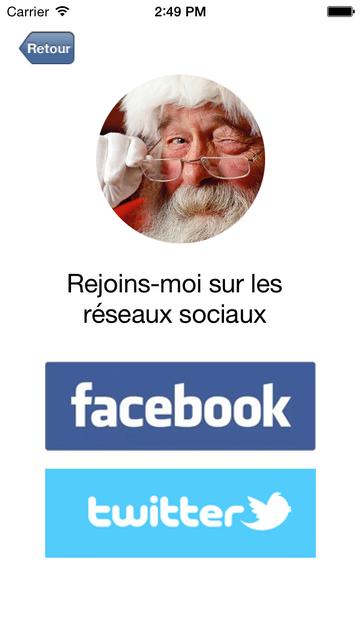 Le Papa Noël t'appelle screenshot 5