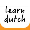 Icon for learndutch.org - Flashcards 1000 Dutch Words